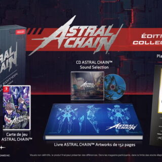 L'édition collector d'Astral Chain