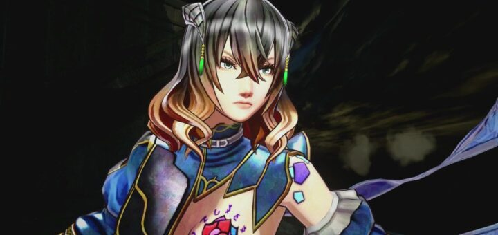Bloodstained propose un charadesign sympathique ^^ !