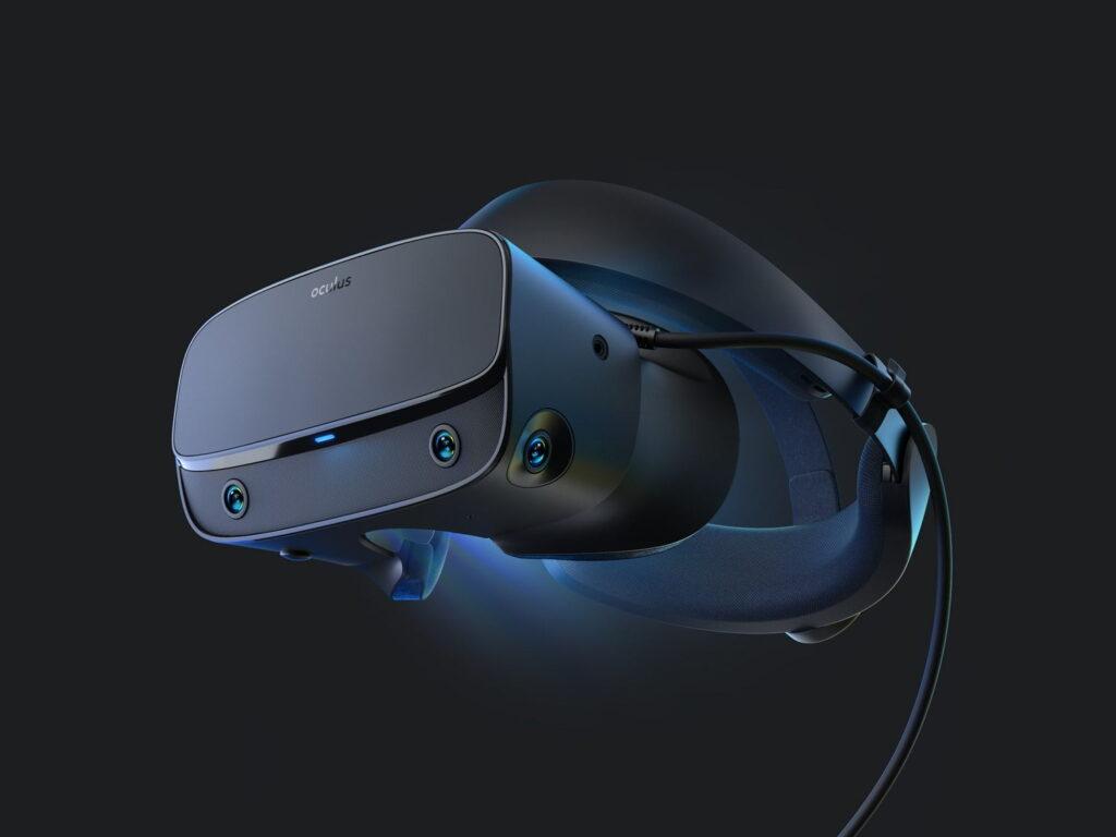 La dernière versio de l'Oculus Rift S est très convaincant.