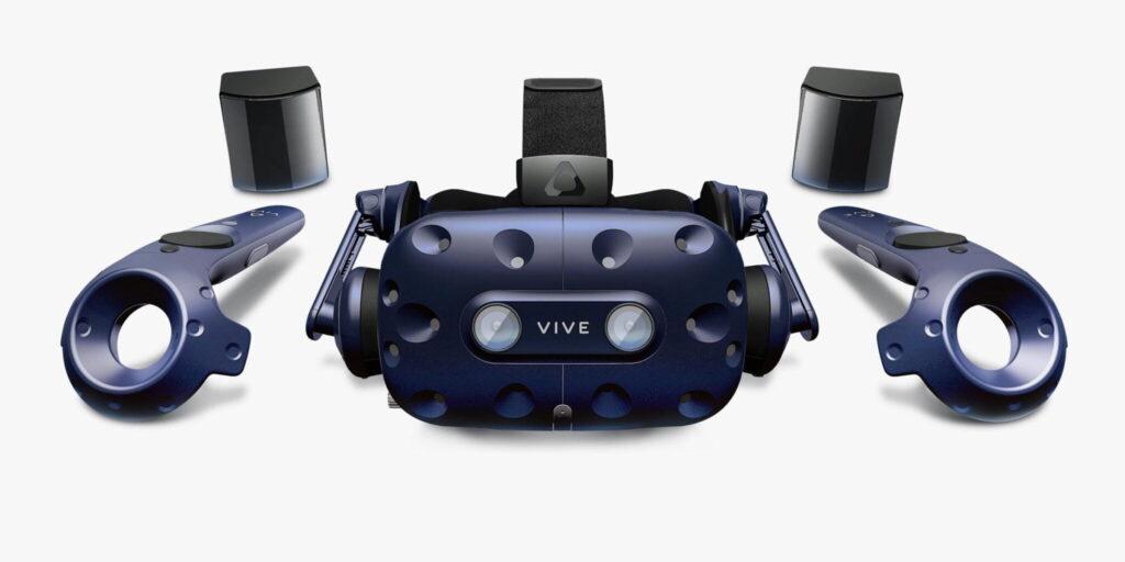 L'HTC Vive necessite un investissement initial conséquent.