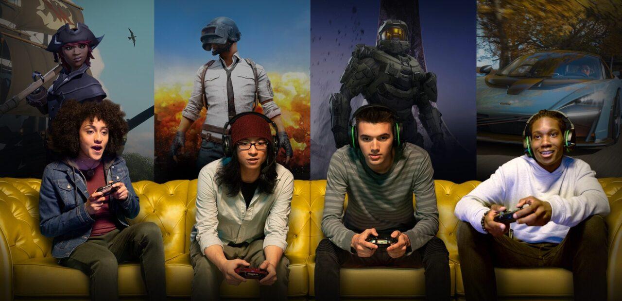 N'ont-ils pas l'air heureux ces joueurs Xbox ?