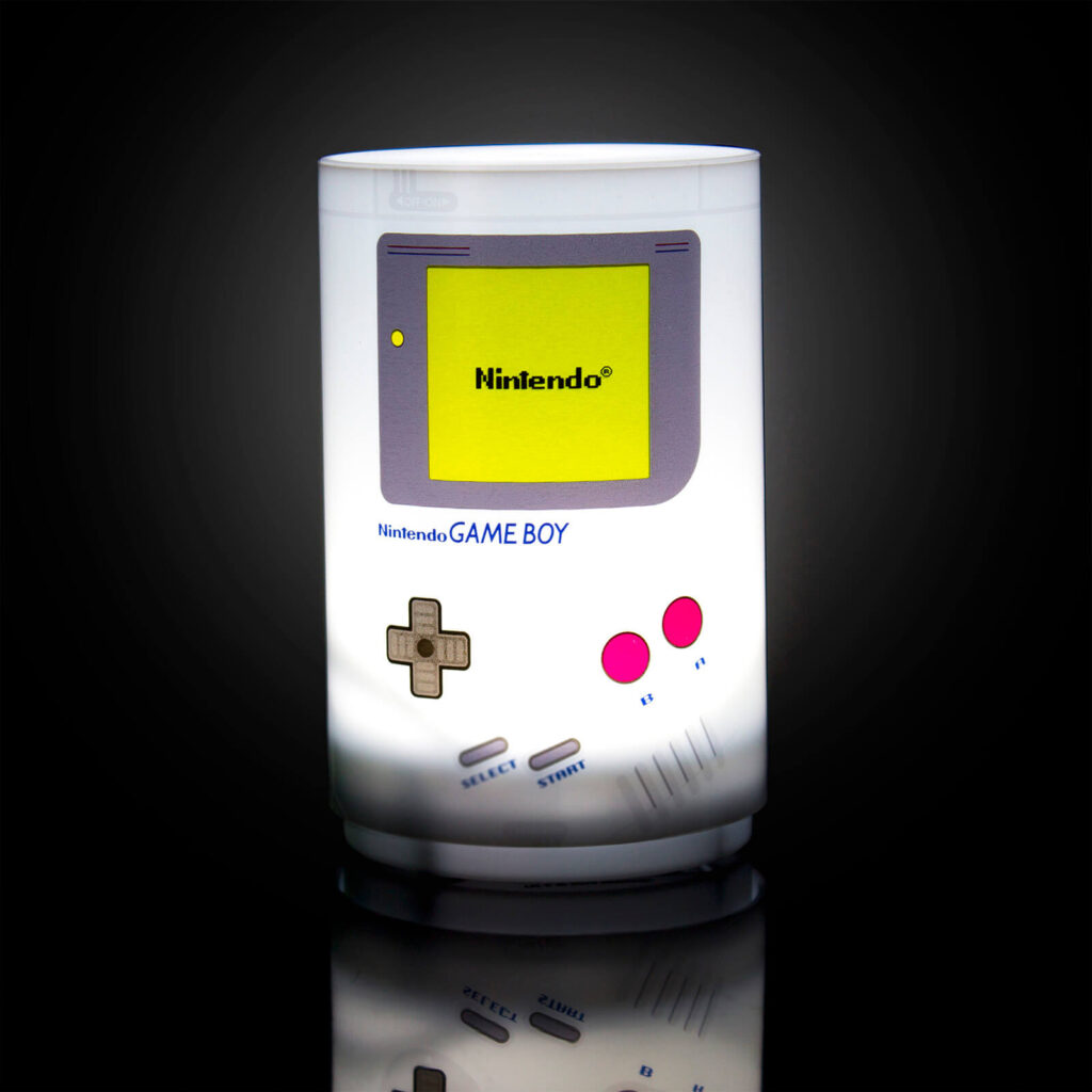 Veilleuse Game Boy