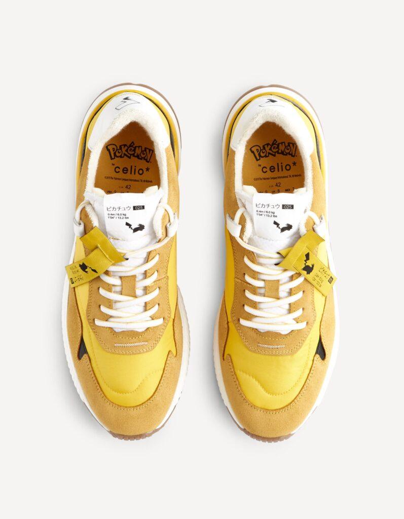 Baskets Pikachu Celio