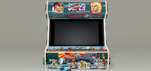 Borne Street Fighter II