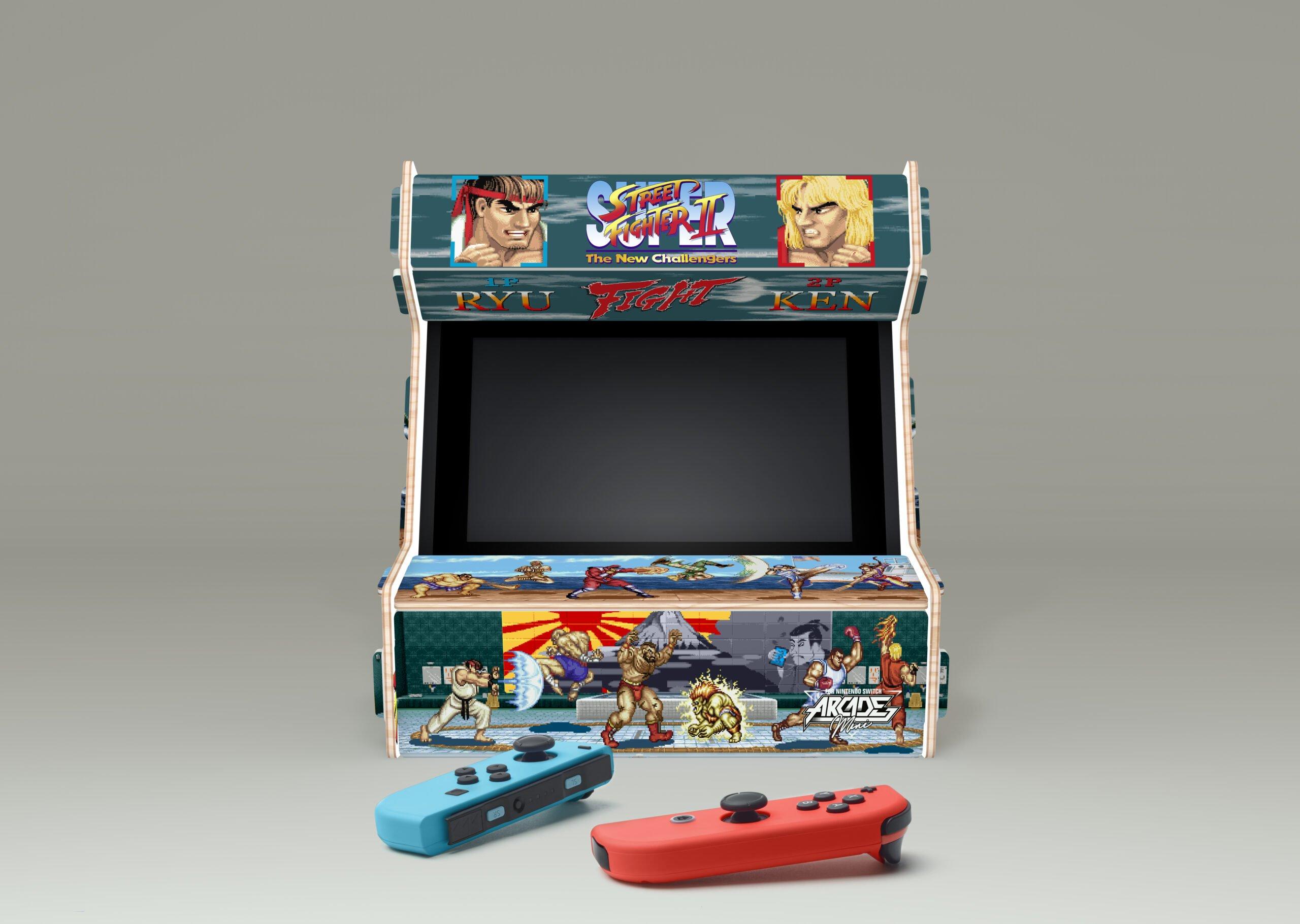 Borne Street Fighter II