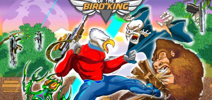 Revenge of the bird king