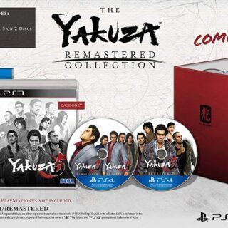 Yakuza Collection