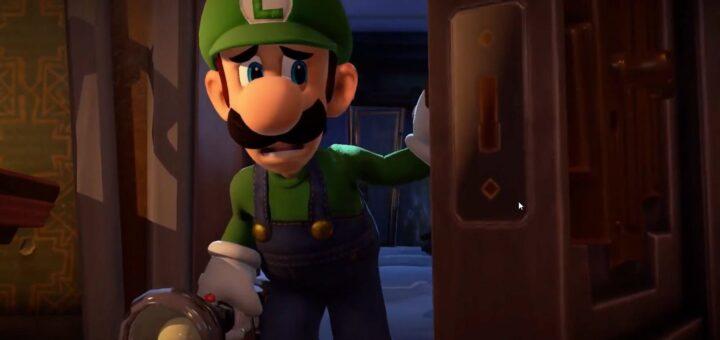 Luigi est sur la carte de 35€ ^^ !