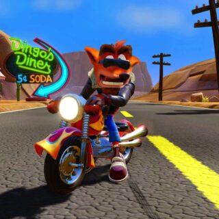 Crash est en promo sur Switch !