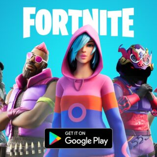 Fortnite arrive sur le Play Store !