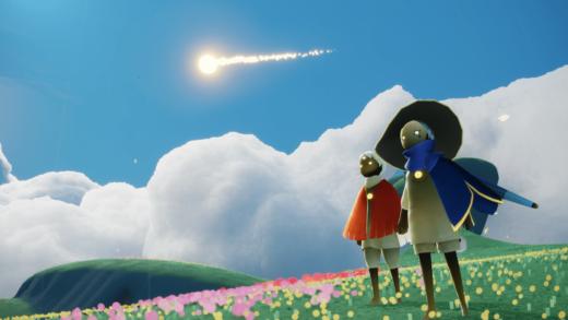 Sky Les enfants de la Lumière