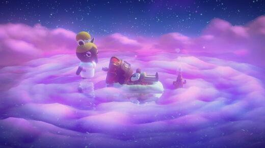 Serena dans Animal Crossing New Horizons
