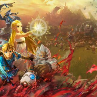 Hyrule Warriors : L'ère du fléau Nintendo Switch