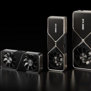 Nvidia Geforce RTX 3070, 3080, 3090