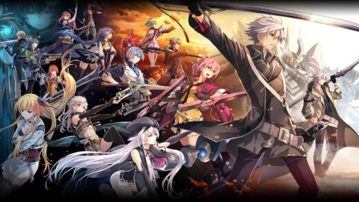 Test : The Legend of Heroes : Trails of Cold Steel IV sur PS4 Pro !