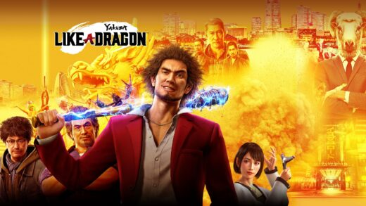 Test : Yakuza Like a Dragon sur Xbox One X, véritable perle du Japon !