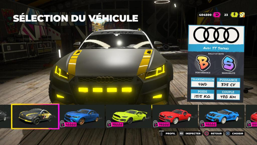 Vous aimez les Audi TT ? La Safari est INSANE !